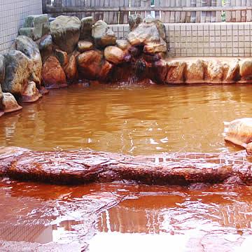 白寿の湯露天風呂